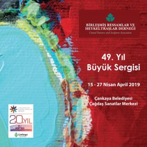 2019 BRHD SERGİSİ (49.YIL)
