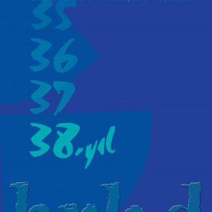 BRHD 38 Yıl Büyük Sergisi afişi