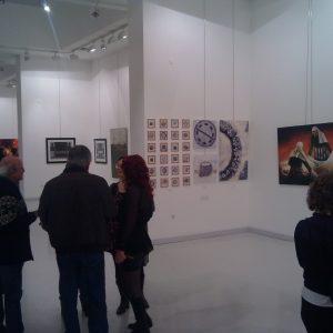 BRHD 41. yıl büyük sergisi fotoğrafları