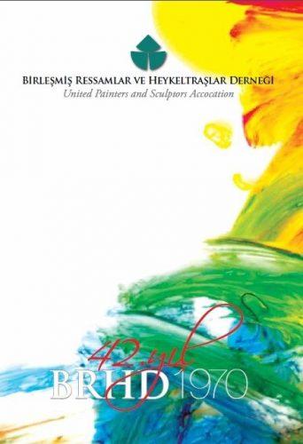 BRHD 42. YIL BÜYÜK SERGİSİ (2012) afişi