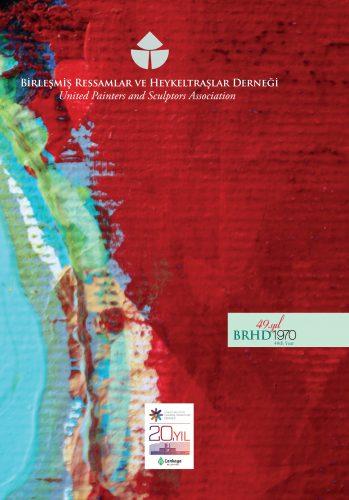 BRHD 49. yıl büyük sergisi afişi