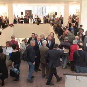 BRHD 74 yıl büyük sergisi açılış