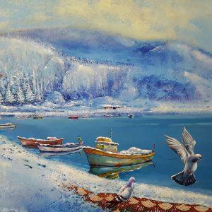 Önder Aydın tabloları