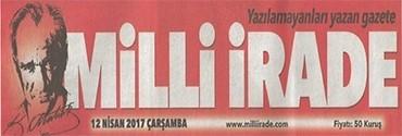 Milli İrade Gazetesi