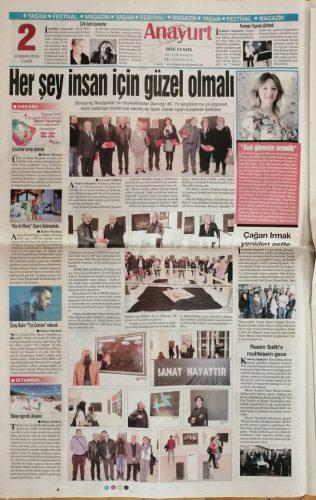 brhd anayurt gazetesi 2016