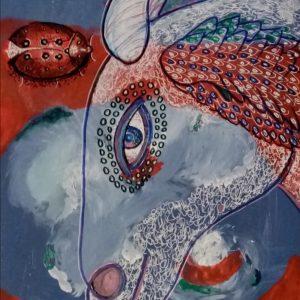 Mehmet Kapçak tablo eseri