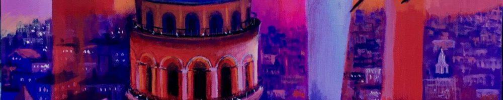 8 İstanbul'un Ebabilleri TÜAB 40X40 2020